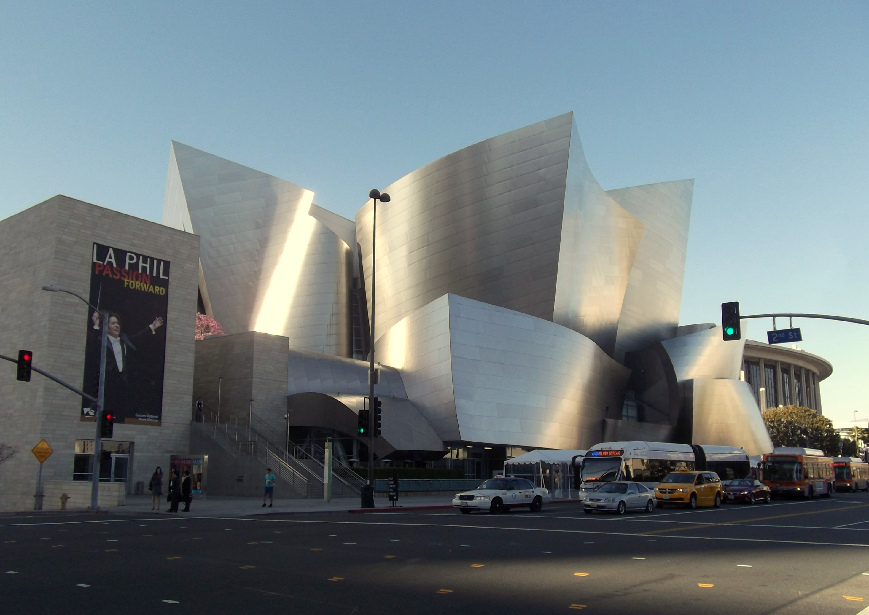 walt disney concert hall View walt disney concert hall's upcoming event schedule and profile - los angeles, ca the walt disney concert hall is far from your typical concert hall.