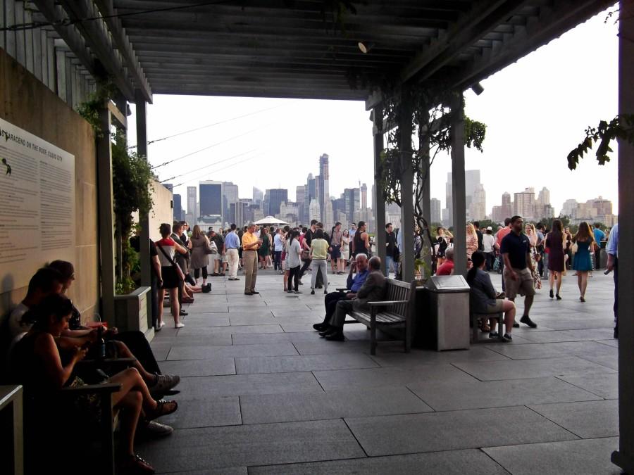 Metropolitan Museum of Art rooftop garden