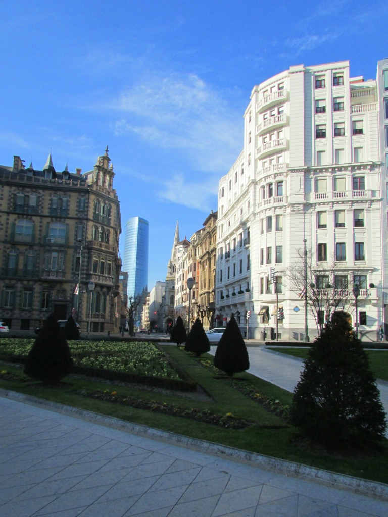 Bilbao view