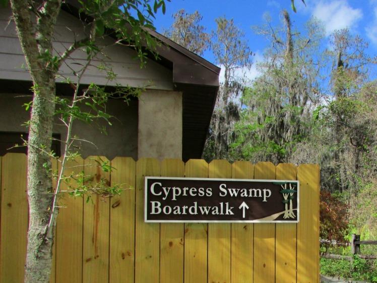 Loxahatchee Cypress Swamp Boardwalk