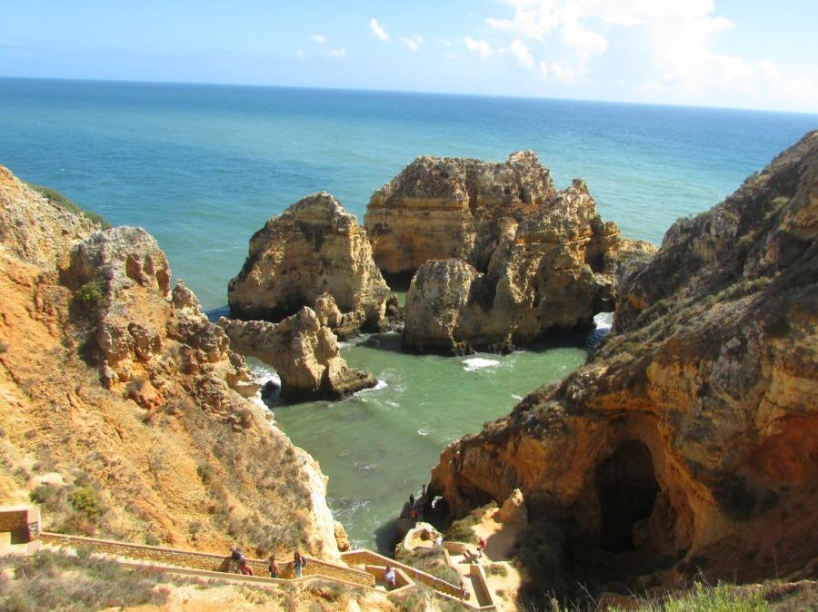 Ponta da Piedade Lagos Portugal